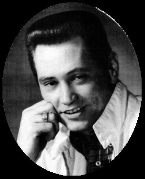 David Rogers (singer) - David Rogers in 1968
