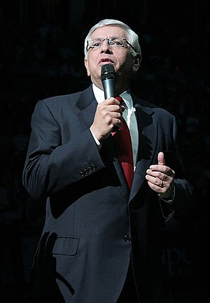 1998–99 NBA lockout - David Stern was the commissioner of the NBA during the 1998–99 lockout