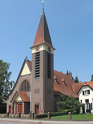 De Steeg - Image: De Steeg, kerk op de Hoofdstraat 15 foto 3 2011 07 12 12.40