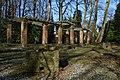De pergola en minigolf in het park van het 's Gravenhuis te Dilbeek - 371484 - onroerenderfgoed.jpg