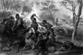 Death of col. Baker at Ball's Bluff.png
