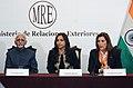Declaración Conjunta entre el Perú y la India en ocasión de la Visita Oficial del Vicepresidente de la India, Mohammad Hamid Ansari (10543285955).jpg