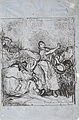 Dehodencq A. - Ink - La danse gitane - 19x12,5cm.jpg