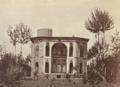 Delgosha Garden, Urmieh, Qajar period.png