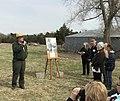 Della Orton dedication event for Rock Creek Crossing -1 (e9b60c43aee44e91bd07aac1484e98cd).JPG