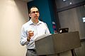 Deror Avi, Wikimedia Israel, presented the coolest projects at Wikimania 2014 - 14674253679.jpg