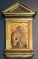 Desiderio da settignano (da), madonna col bambino, 1430 ca., in stucco.jpg