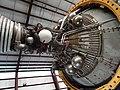 Detail of Saturn V Rocket Engine - Johnson Space Center - Houston - Texas - USA - 01 (20362376926).jpg