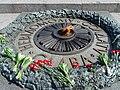 Detail of Unknown Soldier Memorial - Kiev - Ukraine (26428252753).jpg