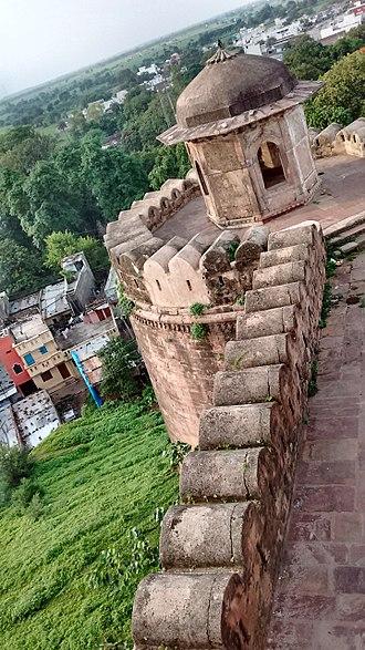 Dhar - Dhar Fort