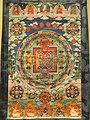 Dhyani Buddha mandala, Tibet, 19th century - Royal Ontario Museum - DSC09664.JPG