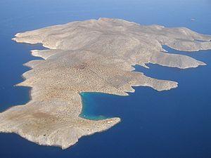 Dia (island) - The island of Dia