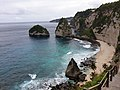 Diamond Beach in Nusa Penida, Bali.jpg