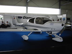 DA 40 D Diamond Star