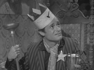 Dick Miller - Miller in A Bucket of Blood (1959)