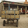 Didcot Railway Centre Hand Cart (4714043405).jpg