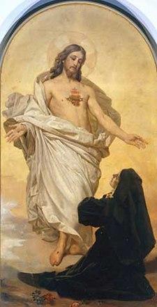 Margherita Maria Alacoque