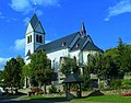 Die kath. Kirche St. Laurentius in Bockenau wurde 1905 erbaut - panoramio.jpg