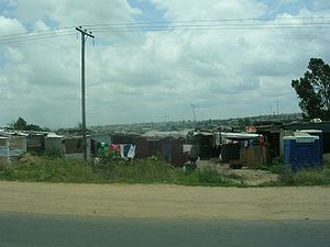 Diepsloot, Gauteng - Wikipedia, the free encyclopedia