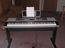 Yamaha Piano Model Uh