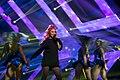 Dinah Nah, Melodifestivalen 2017, Göteborg 07.jpg