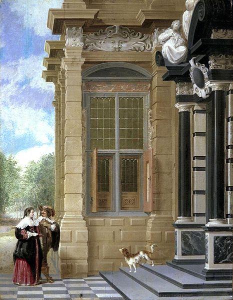 File:Dirck van delen-exterior de un palacio-lazaro.JPG