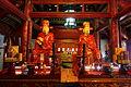 Disciples Yan Hui (Nhan Uyên) and Zisi (Tử Tư) - Temple of Literature, Hanoi - DSC04603.JPG