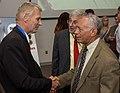 Distinguished Service Award ceremony for Dr. Piers Sellers. NASA Administrator Charlie Bolden (27904573791).jpg