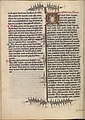 Dit es vanden aflate van Rome (The indulgences of the seven church of Rome) - KB 76 E 5, folium 057v.jpg