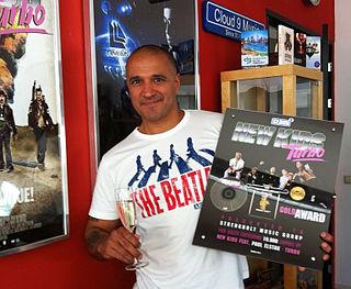 DJ Paul Elstak Dutch DJ and record producer