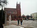 Dobiegniew (center, church).jpg