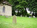 Doddington Churchyard - geograph.org.uk - 205696.jpg