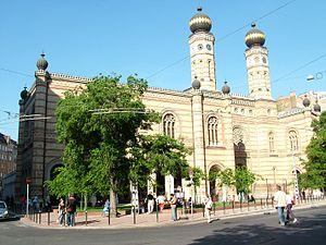 Ludwig Förster - Dohány Street Synagogue