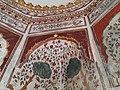 Dome interior of Satghara Temple 4.jpg