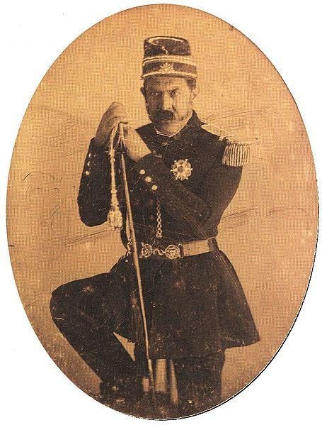 Imagen:Domingo Faustino Sarmiento militar.jpg