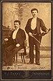 Dominico & Florindo Variali - 1885-90 - Heinrich Johan Barby - Royal Danish Library.jpg