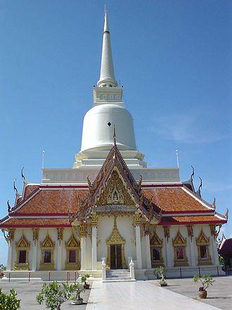 Don Sak District - Wat Khao Suwan Pradit