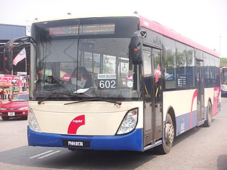 Rapid Penang - Image: Dongfeng Rapid Penang