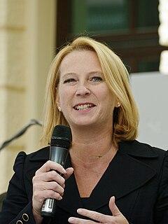 Doris Bures Austrian politician
