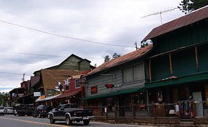 Evergreen, Colorado - Downtown Evergreen