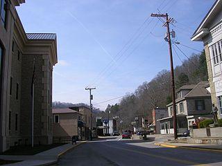 Hindman, Kentucky City in Kentucky, United States