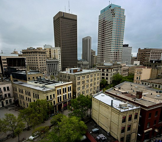 Winnipeg By Wpg guy (Own work) [CC BY-SA 3.0 (https://creativecommons.org/licenses/by-sa/3.0)], via Wikimedia Commons