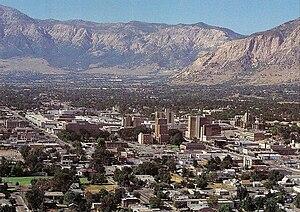 Ogden, Utah - Downtown Ogden