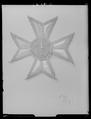 Dräktkraschan för kommendör av Svärdsorden Sverige 1860-1871 - Livrustkammaren - 36462.tif