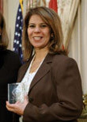 Sundus Abbas - Dr. Sundus Abbas and her 2007 International Women of Courage Award