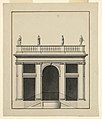 Drawing, Pavilion, Elevation, 1798 (CH 18541883).jpg