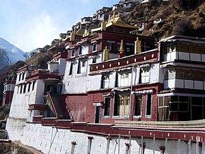 Kagyu - Drikung Monastery