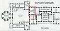 Drottningholms slott Ehrenstrahlsalongen plan.jpg