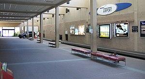 Gainesville Regional Airport - Airport Interior, West Lobby