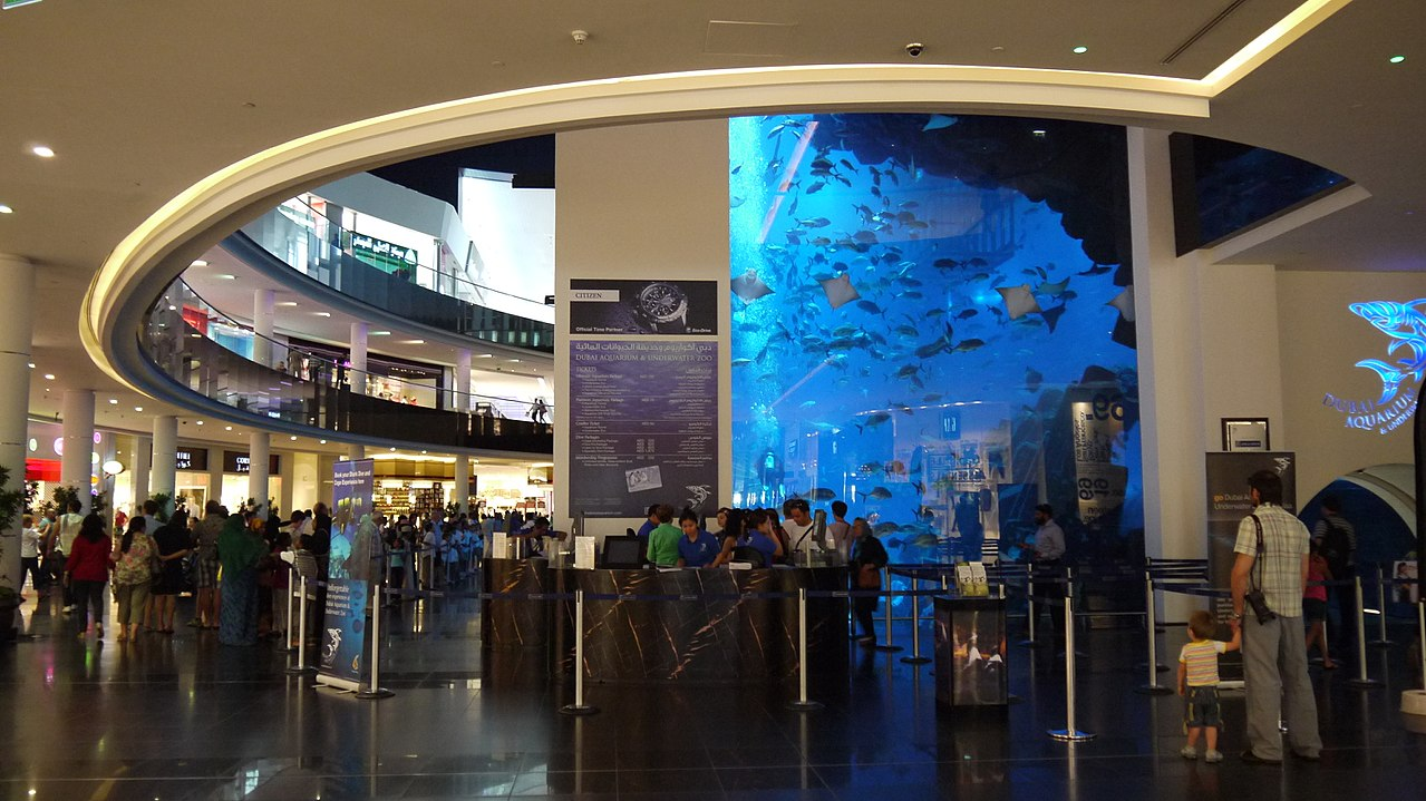File:Dubai Mall Aquarium (5768898230).jpg - Wikimedia Commons